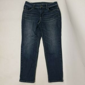 CHICOS Ultimate Fit Jeans Size 0.5